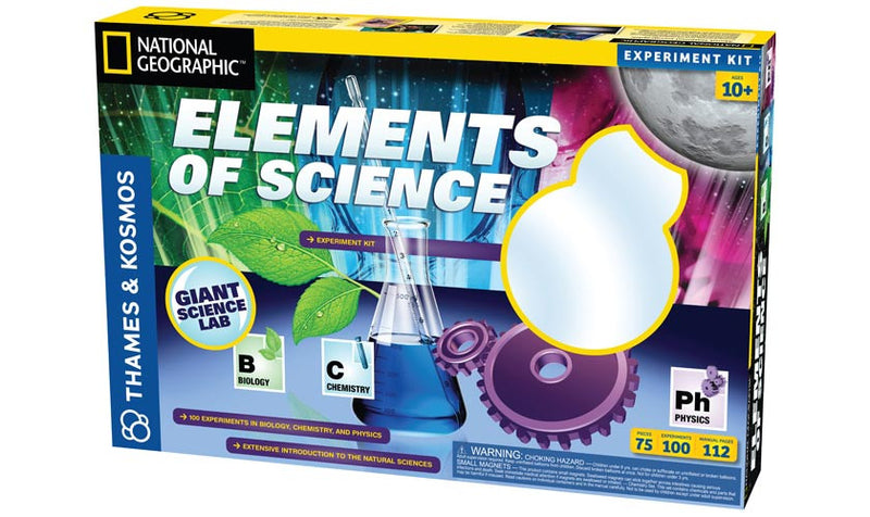 Elements Of Science Experiment Kit