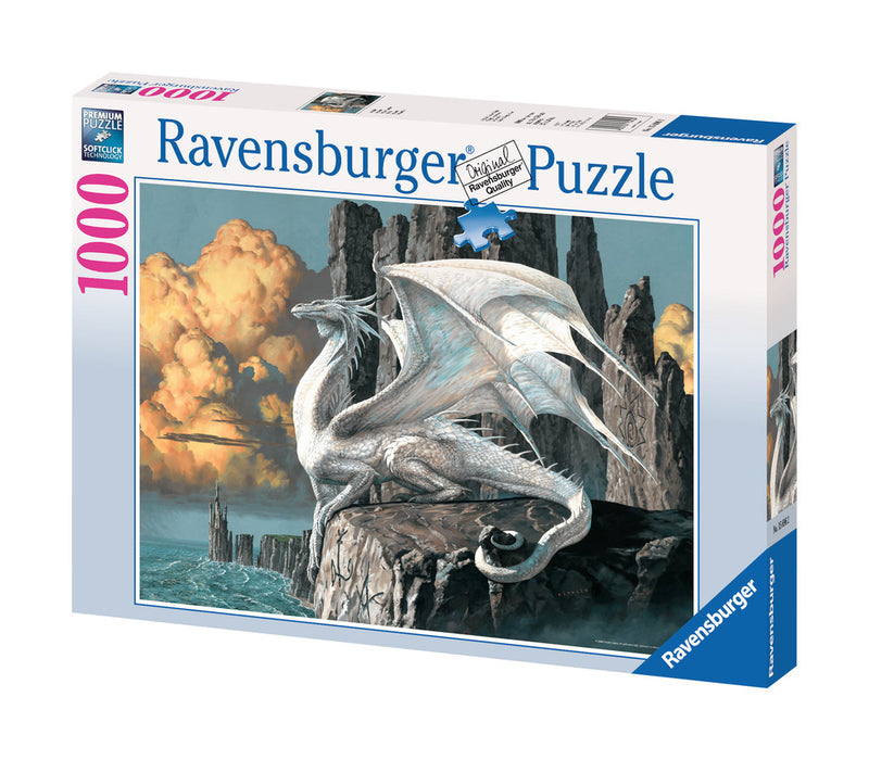 Ravensburger 1000 Pieces Puzzle Dragon - 15696
