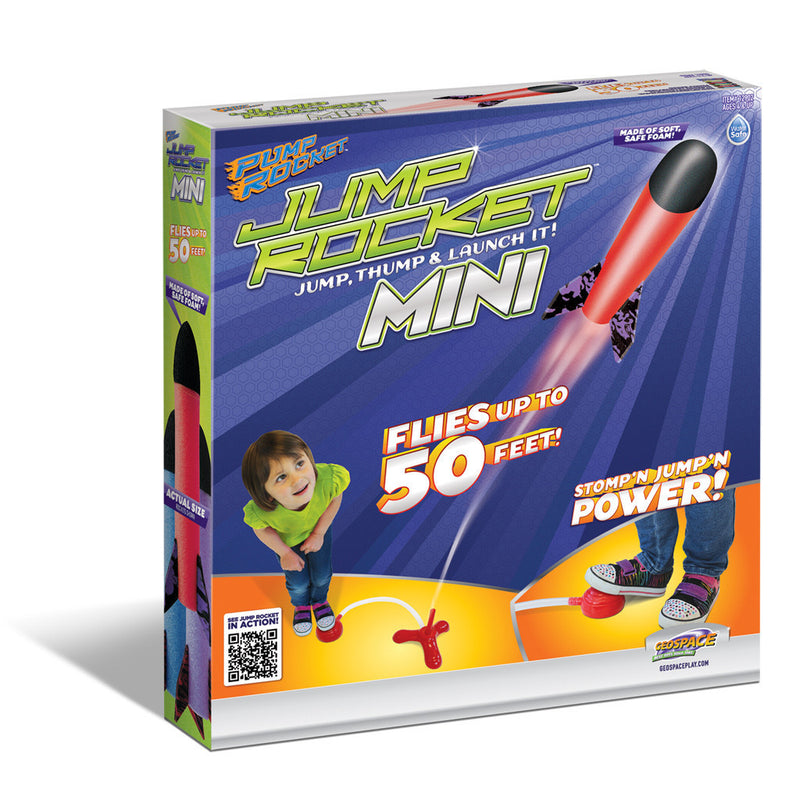 Jump Rocket Mini & Foam Rockets - G12902
