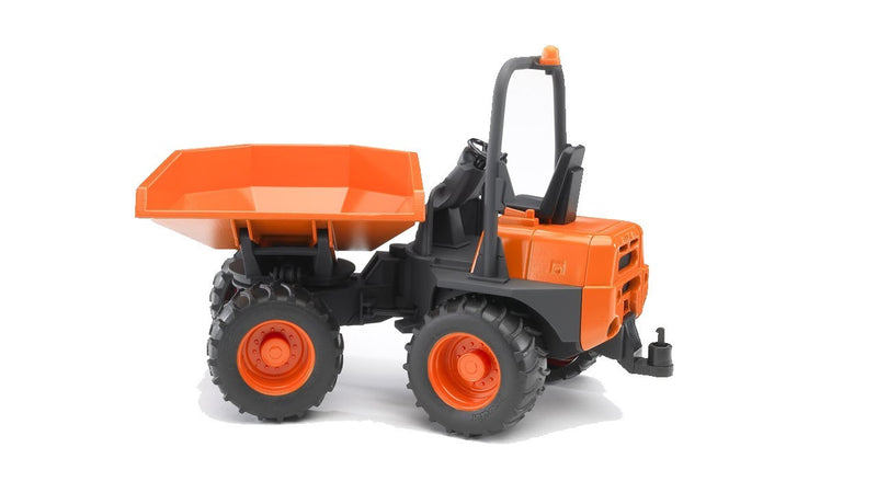 Bruder Ausa Minidumper, Orange - 02449
