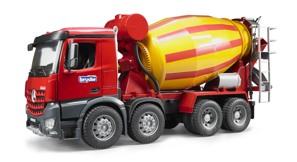 Bruder - 03654 | Construction: MB Arocs Cement Mixer Truck