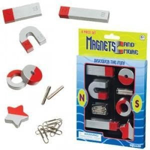 Toysmith Magnet Set 8 Pieces - 7364