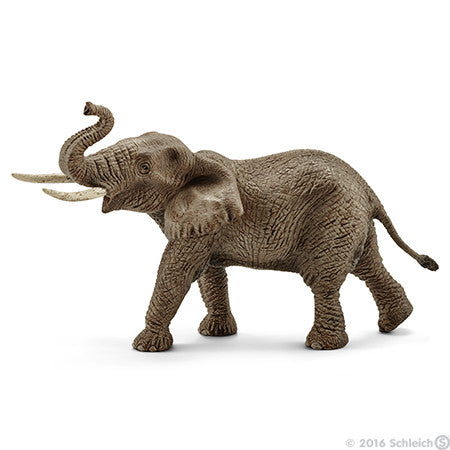 Schleich African Elephant Male - 14762