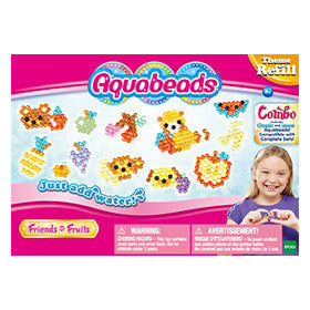 Aquabeads Friends & Fruits Set