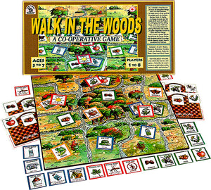 Family Pastimes - WALK | Walk In The Woods - A Co-Operative Game