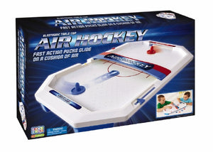 Game Zone Electronic Tabletop Air Hockey