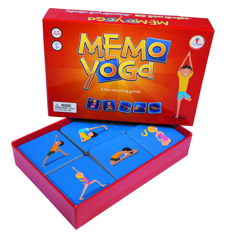 Playwell Memo Yoga Game