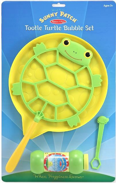 Melissa & Doug 16161 Toppy Turtle Bubble Set