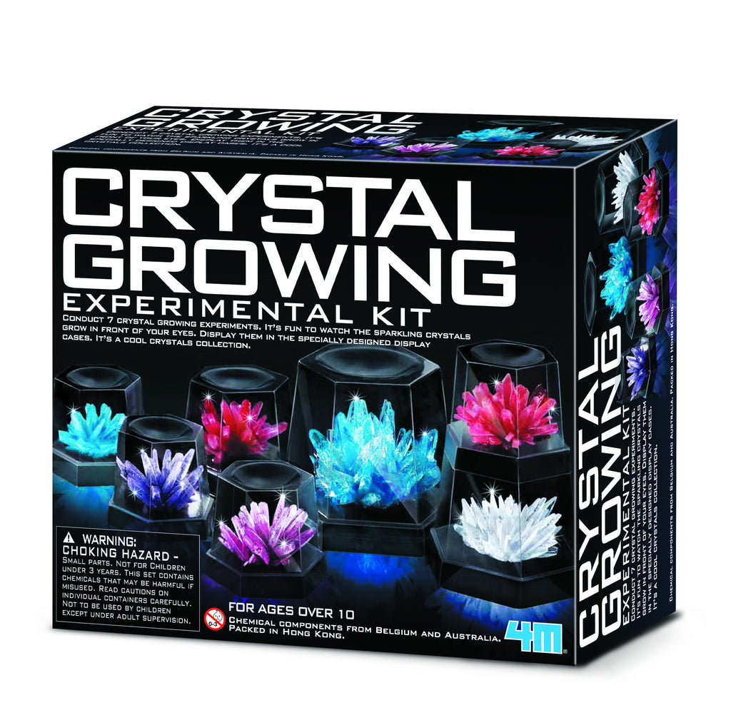 4M Crystal Growing Experiment Kit - P3915