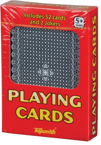 Toysmith Playing Cards - 4817