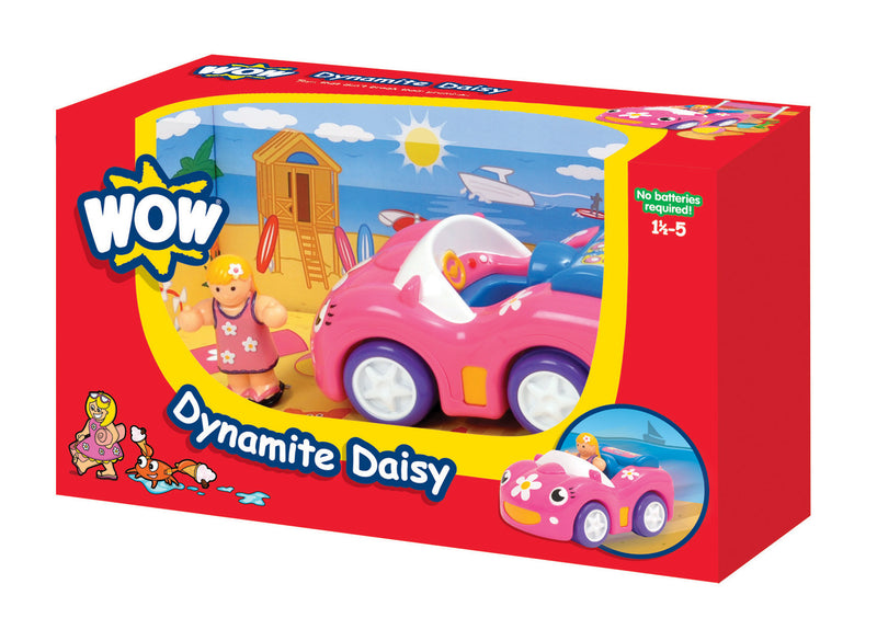 WOW Toys Dynamite Daisy Car