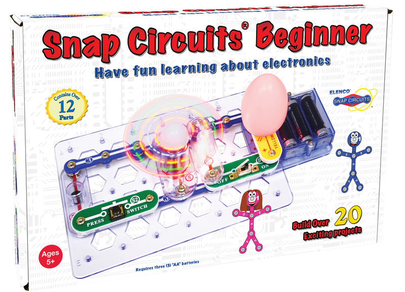 Elenco - SCB-20 | Snap Circuits: Beginner Kit