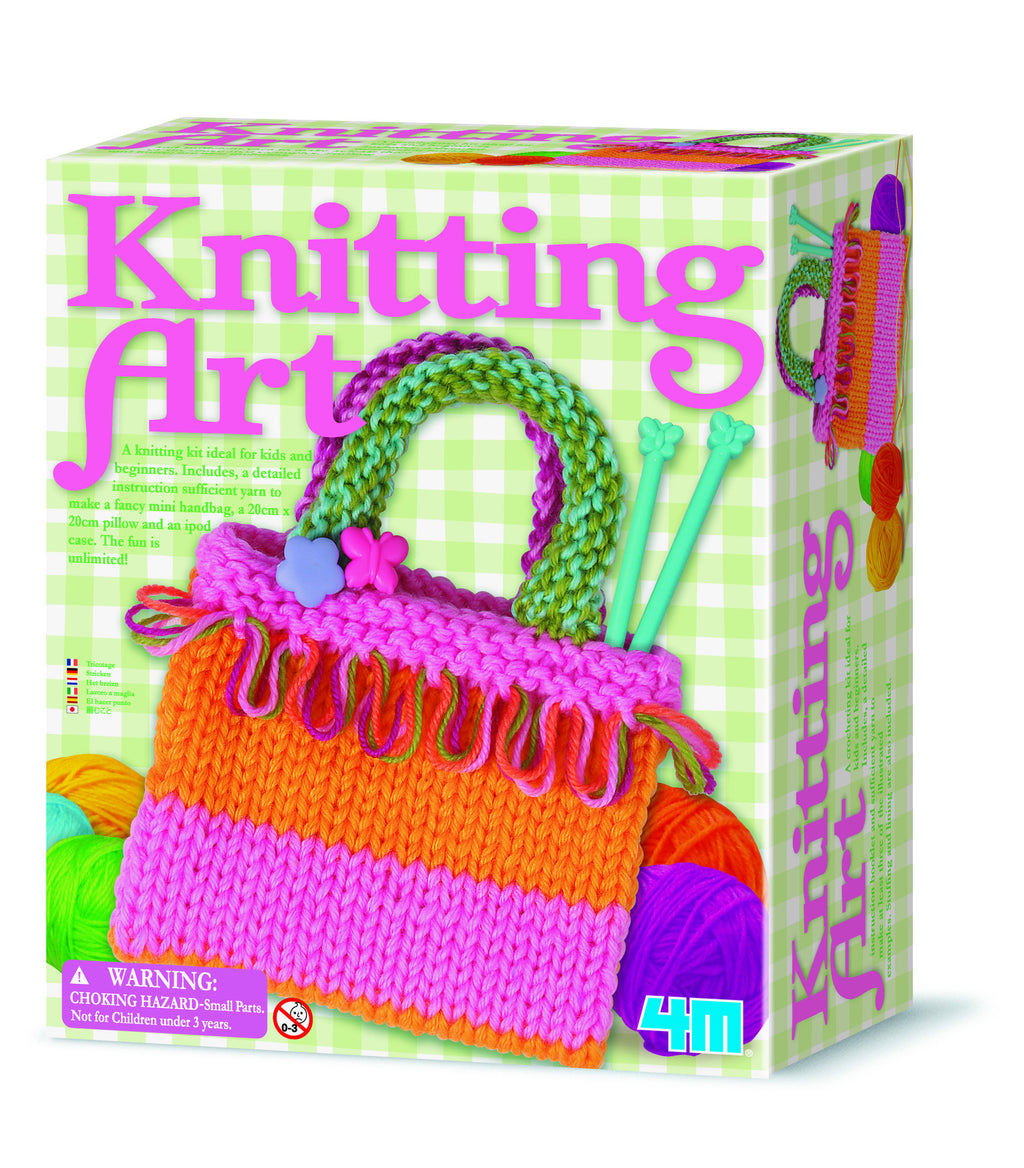 4M - P2753 | Easy-To-Do Knitting Kit
