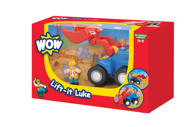 WOW Toys - 01026 | Lift-It Luke