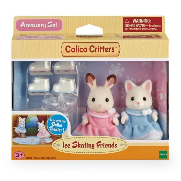 Calico Critters - CC1729 | Ice Skating Friends