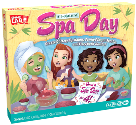 SmartLab - All Natural Spa Day