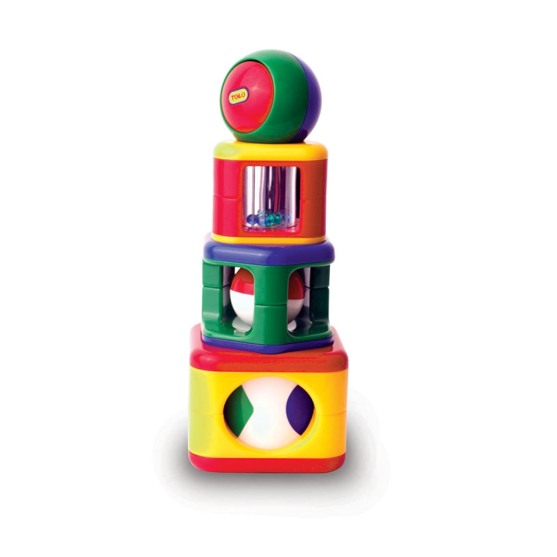 TOLO - 89420 | Stacking Activity Shapes