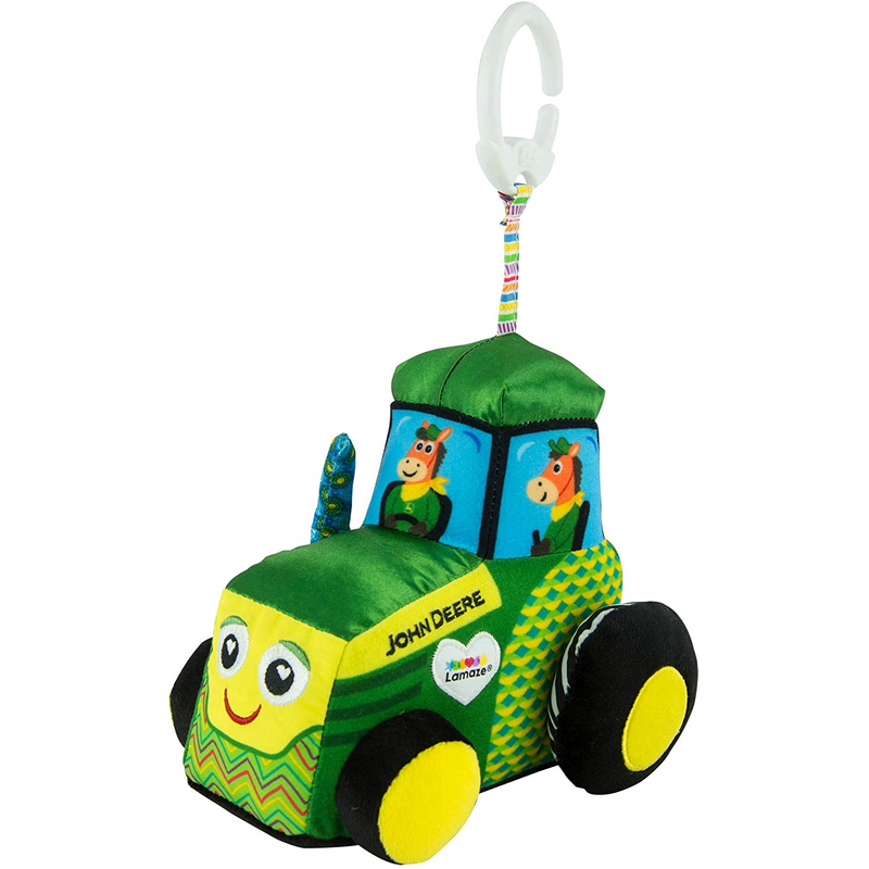 Tomy - L27411 | JD Clip and Go Tractor