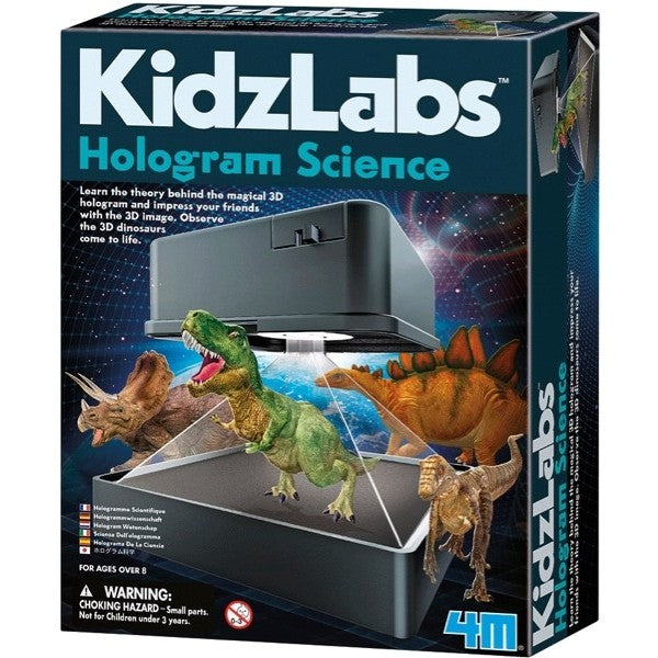 4M - P3394 | Kidz Labs: Hologram Science Kit
