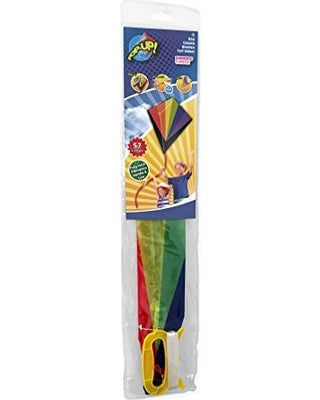 Toysmith - 4769 | Pop Up Diamond Kite: Assorted Designs