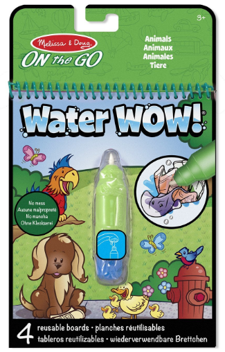 Melissa & Doug - 15376 | On-The-Go: Animals Water Wow!