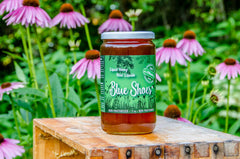 Blue Shoe Liquid Honey