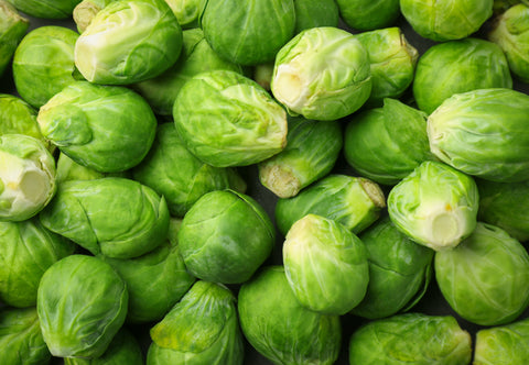 Just Farm Brussels Sprouts (pint)