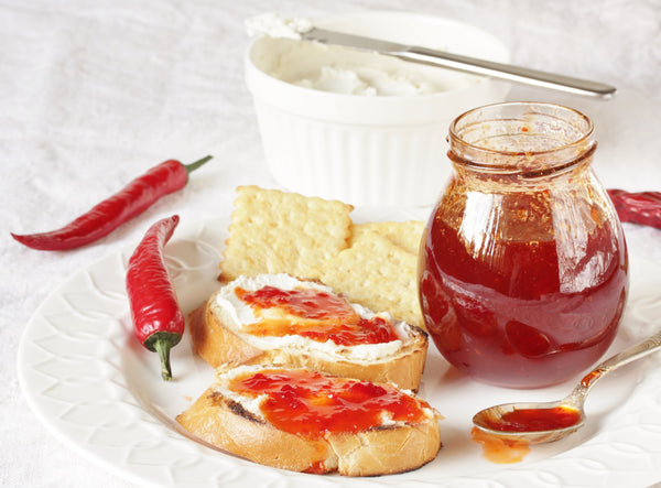 Just Hot Pepper Jelly