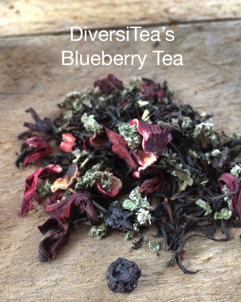 Blueberry Tea (100g)