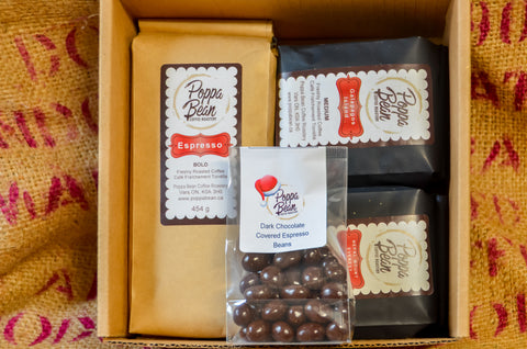 Exotic Coffee Gift box