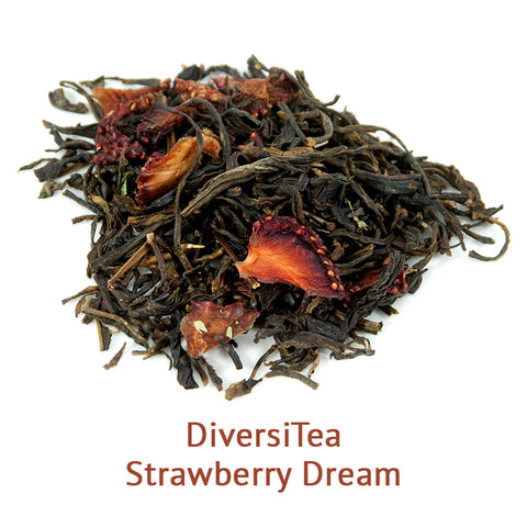 DiversiTea Strawberry Dreams (100g)