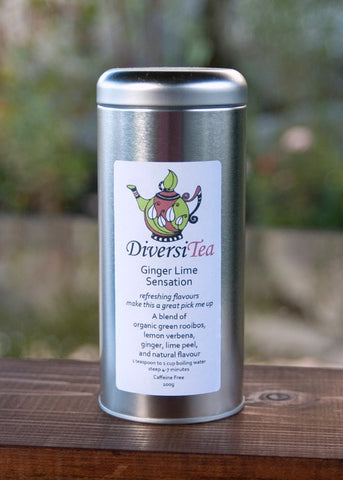 DiversiTea Ginger Lime Sensation (100g)