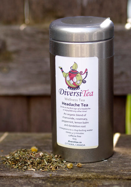 DiversiTea Headache Tea