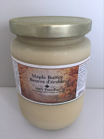 Maple Country Maple Butter