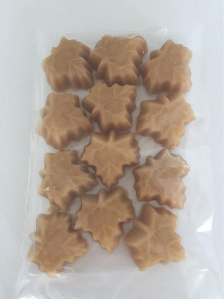 12 Piece Pure Maple Sugar (1/3 oz)