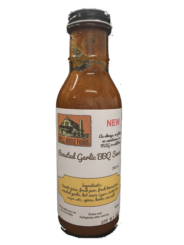 Snell House Barbeque Sauce