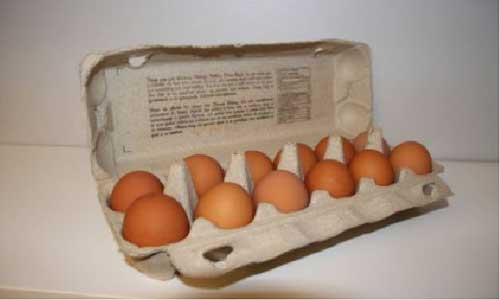 Beking's Eggs Size Large (Dozen)