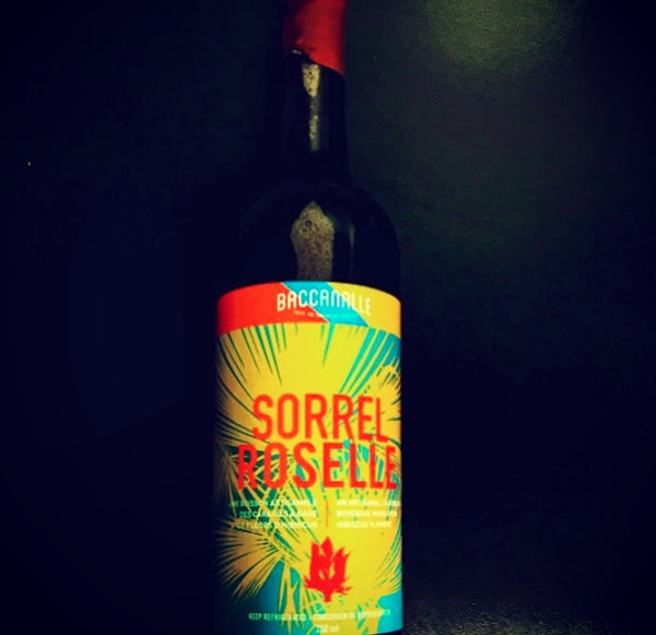 Baccanalle Sorrel (Hibiscus Craft Drink)
