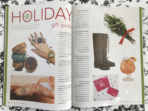 San Antonio Magazine Holiday Gift Guide