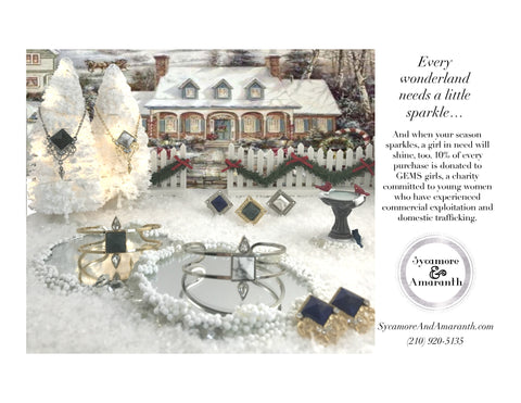 Dominion Magazine Holiday Ad 2016