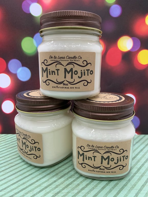 Mint Mojito Soy Candle