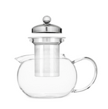 Pinky Up - Candace Glass Teapot & Infuser