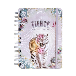 "2021 ""Fierce"" On-The-Go Weekly Planner"