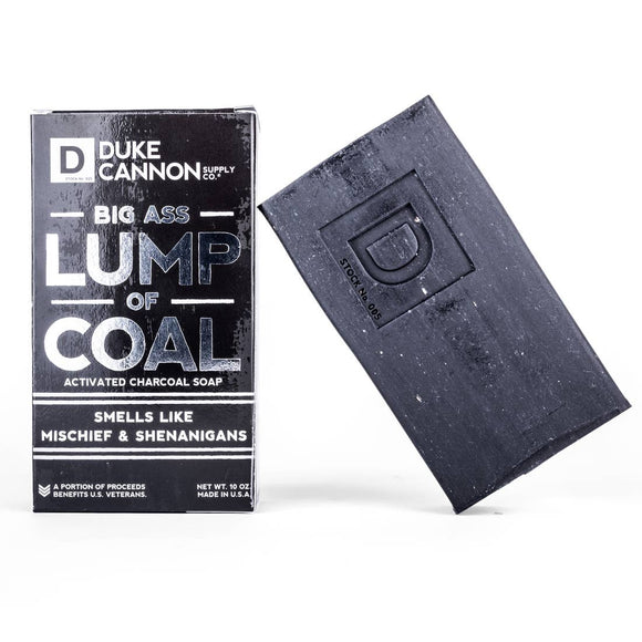 Big Ass Lump of Coal Soap