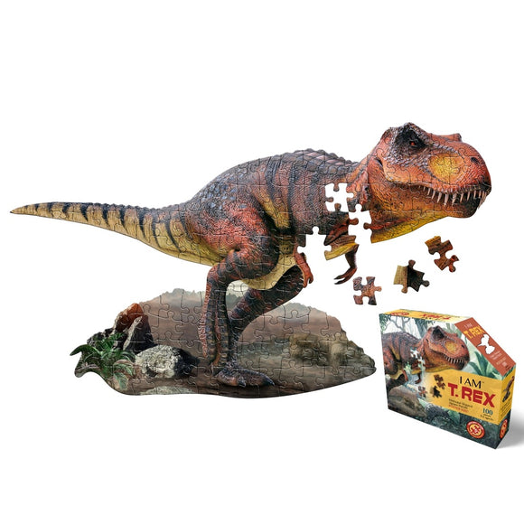 I AM T-Rex - 100 Pc Puzzle
