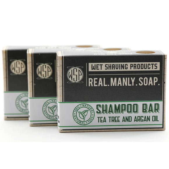 Shampoo & Beard Soap/ Tea Tree
