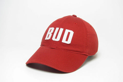 "Budweiser ""Bud"" Embroidered Letters Hat"