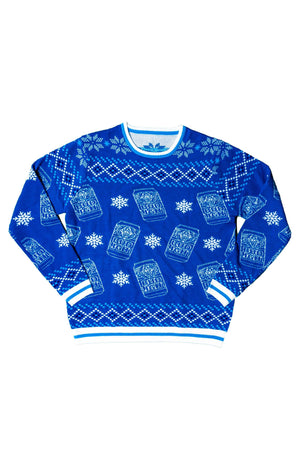 Bud Light Can on Repeat Sweater