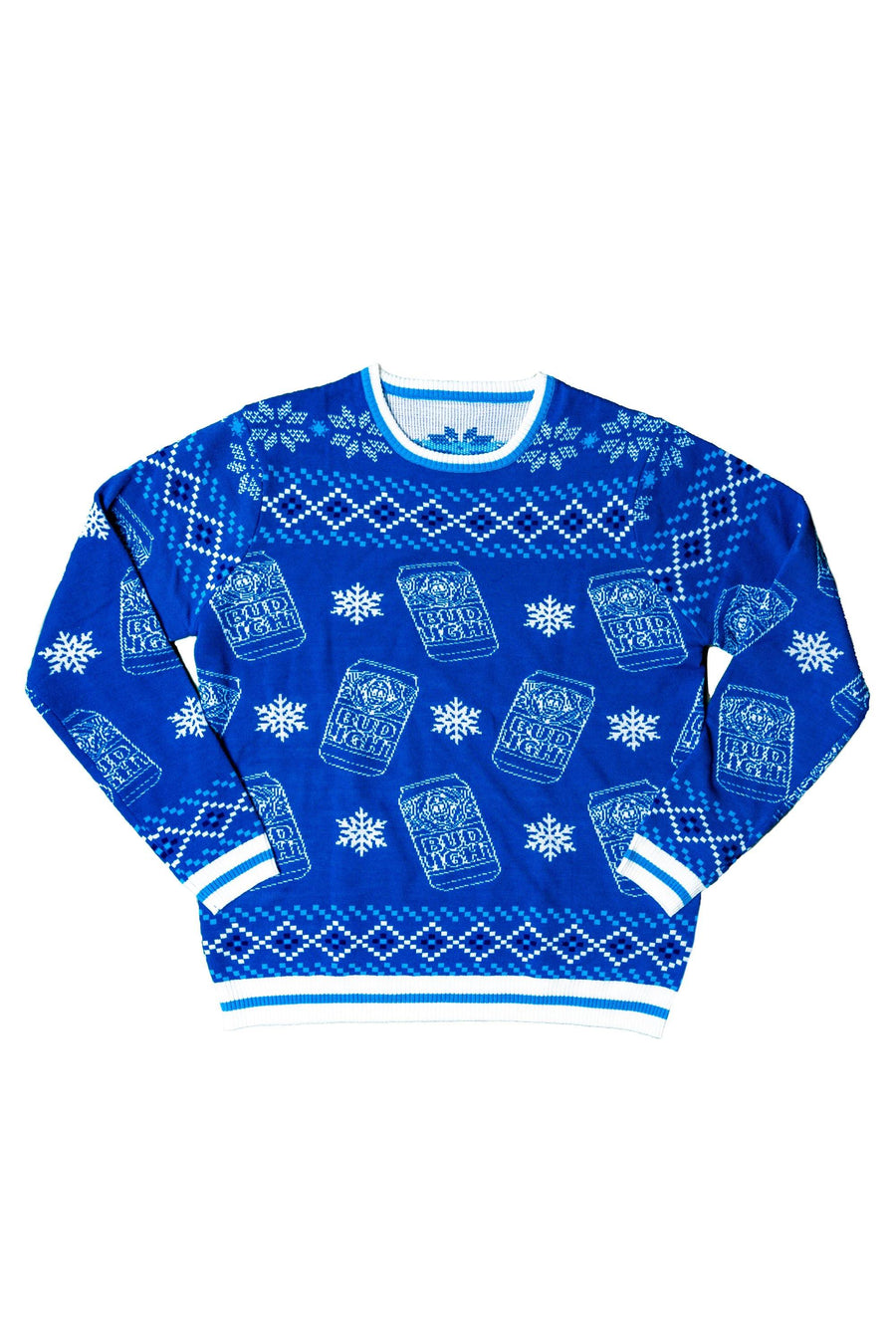 Bud Light Can Sweater