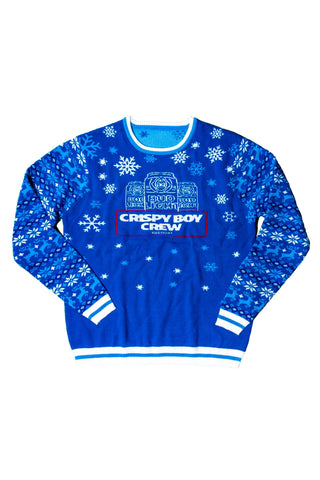 PRE-ORDER: Bud Light Crispy Boy Crew Sweater